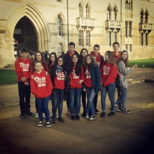 29-11-2014 Visita a Oxford