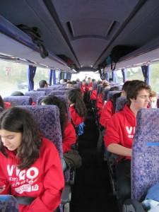 En el bus 1