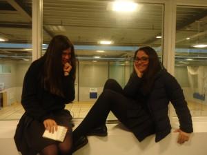 Alejandra y Andrea M