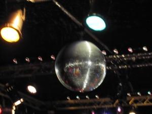 Bola disco