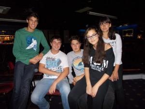Miguel, Pablo DL, Alex V, Eva, Elena M