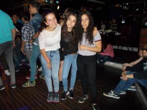 Paula, Marta y Nuria
