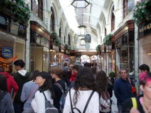 The Royal Arcade y Colman's Mustard Shop