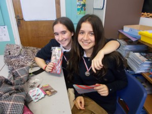 ... and the winners are PAULA and PILI