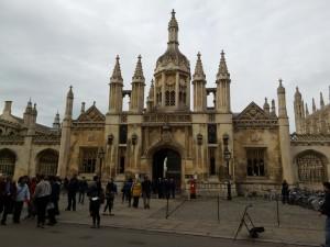King's College en Cambridge