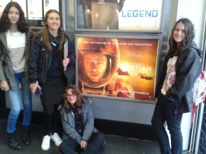 Cine en Exmouth. The Martian (6)