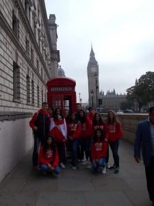 La cabina con mejores vistas de Londres