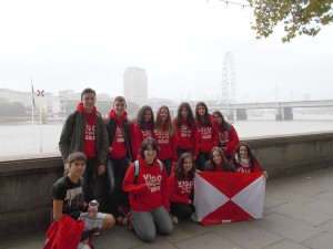 Llegada a Embankment