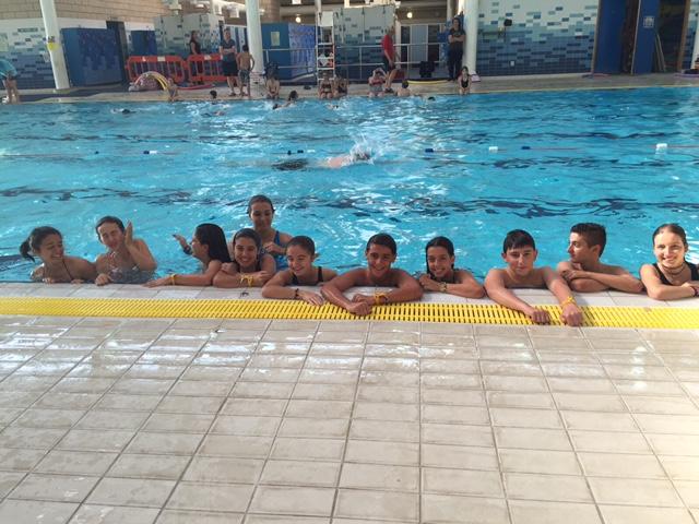 1 de octubre tarde de piscina blog vigo en ingl s for Piscina en ingles