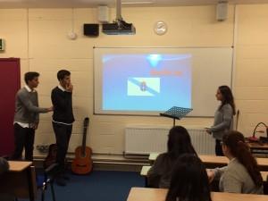 Presentación sobre Galicia