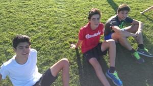Spanish Team 1