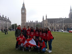 Vigo en el Big Ben y Houses of Parliament
