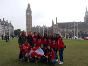 Vigo en el Big Ben y Houses of Parliament