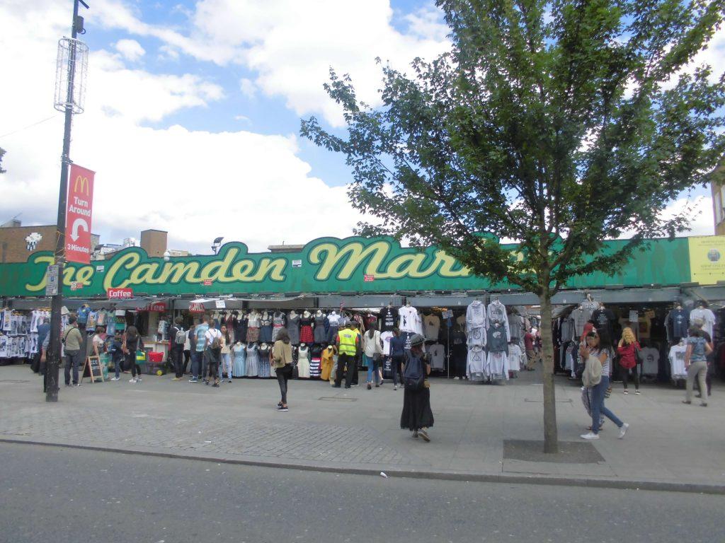 Candem market