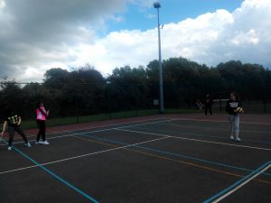 Freestyle tennis