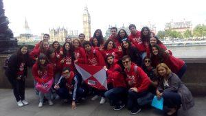 Nuestros chicos en Londres 2