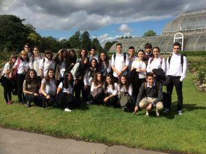 Todos en Kew Gardens