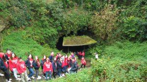 Bajada a las Dunmore Caves