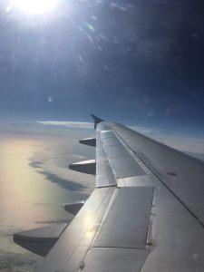 Cielo en Vigo
